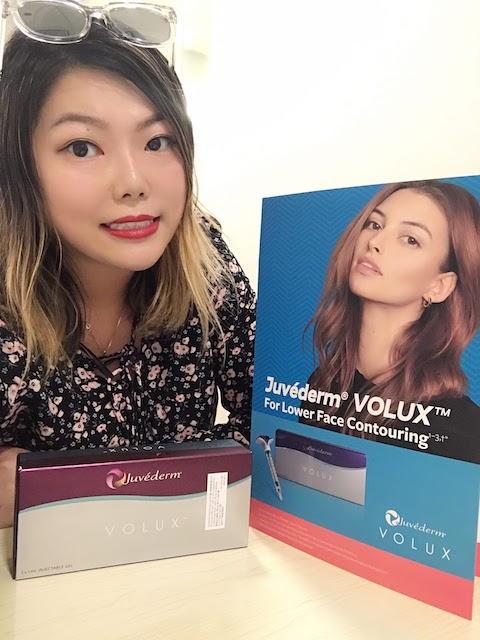Juvéderm最新长效塑形透明质酸VOLUX™已经登陆Reface Clinic